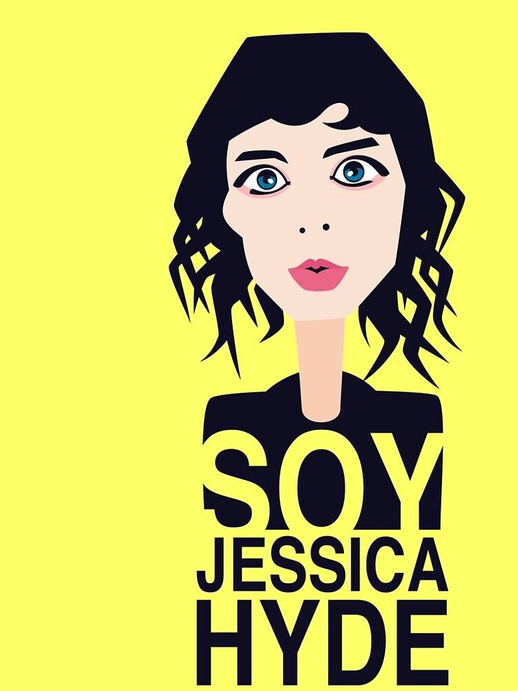 Jessica Hyde de medibu