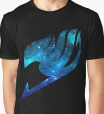 Fairy Tail Space Guildmark Graphic T-Shirt