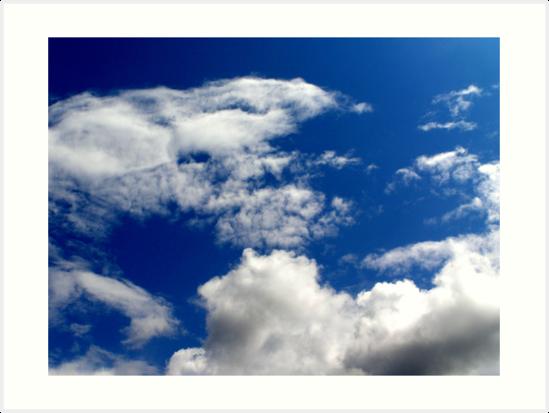 Blue Skies by sweetdesign
