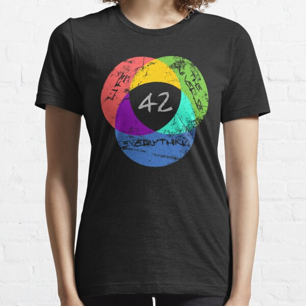 And The Answer Is... Essential T-Shirt
