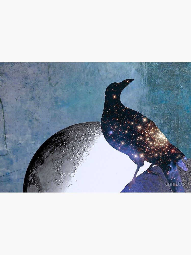 New worlds thought Crow by anni103