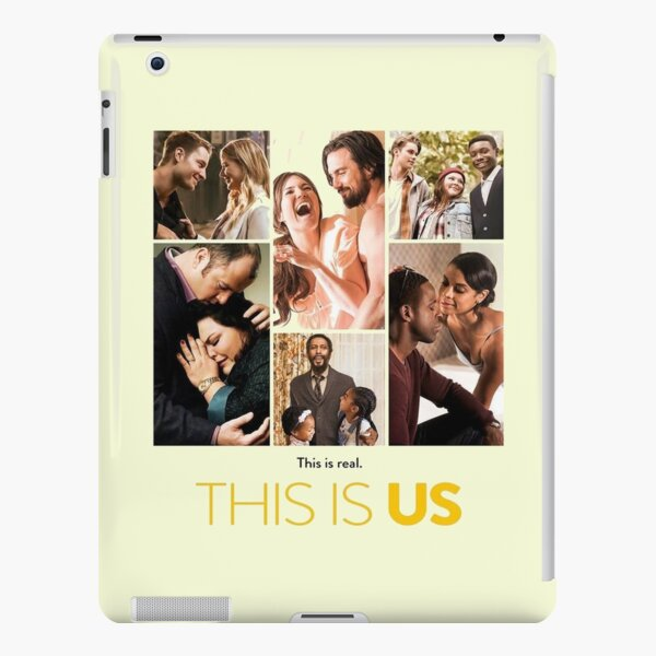 This Is Us This Is Real iPad Snap Case