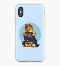 Admiral Brutor iPhone Case