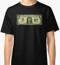They live - obey money Classic T-Shirt