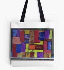 October Abstract . 08/10/2017 . © Dr.Andrzej Goszcz. Tote Bag