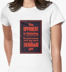 THE OPPONENT T-Shirt