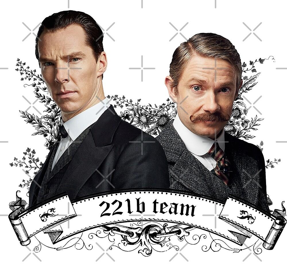 Sherlock by LinkinAlice