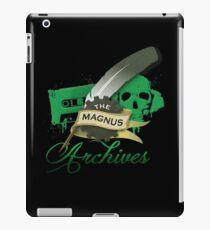 Das Magnus Archiv Logo iPad-Hülle & Klebefolie