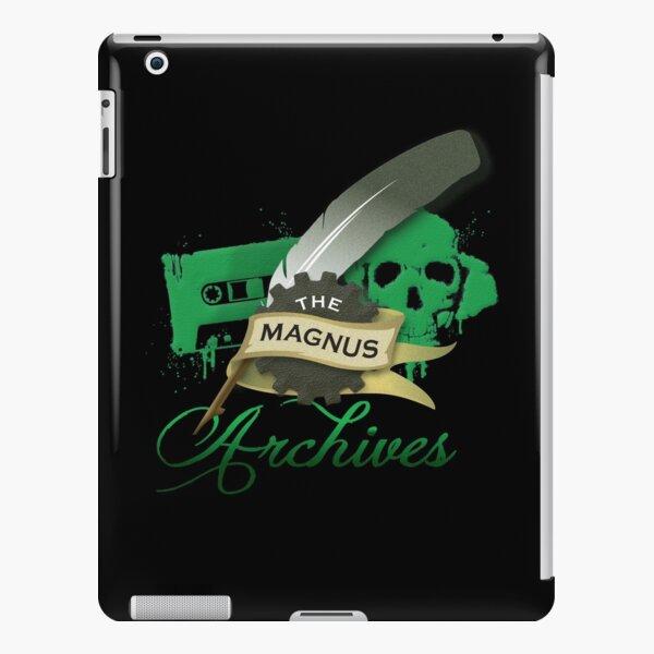 The Magnus Archives Logo iPad Snap Case