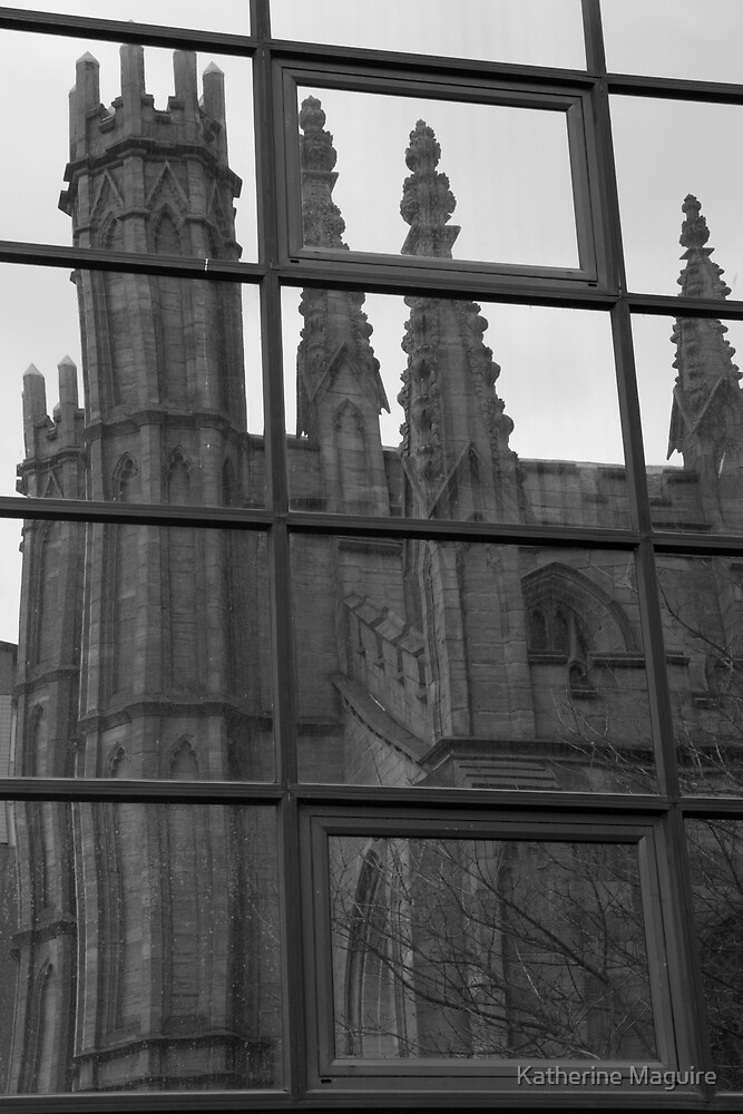 Church Reflection by Katherine Maguire