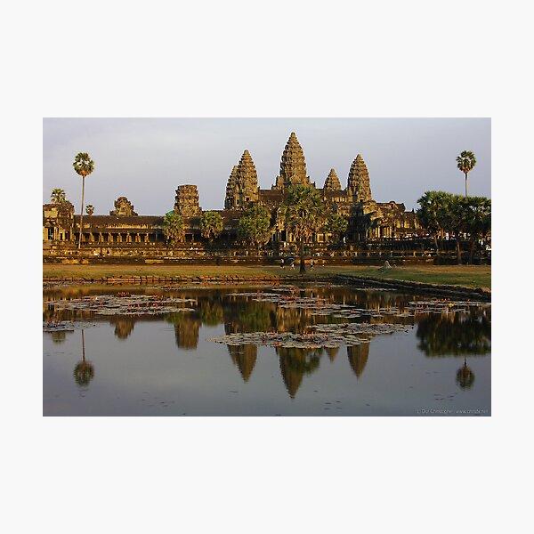 Angkor Vat - Cambodia Photographic Print
