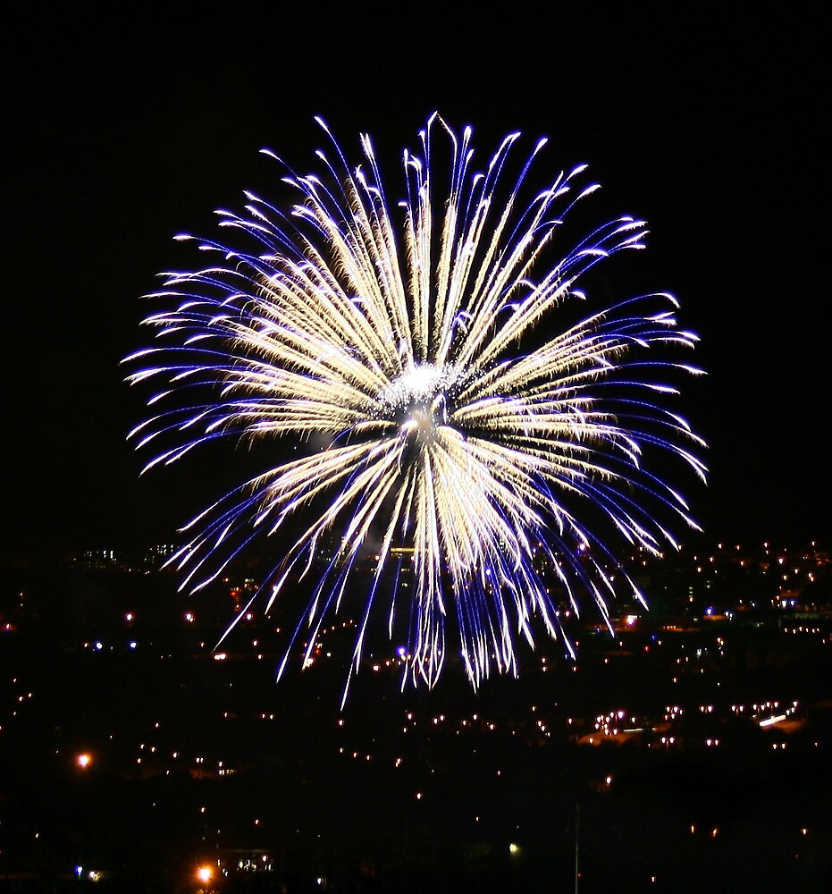 Fireworks 1 by GPMPhotography