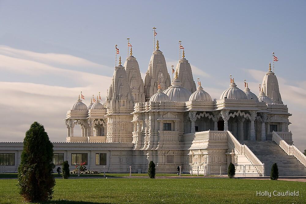 The Swaminarayan Mandir - Toronto, Ontario by Holly Cawfield