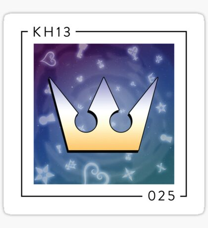 KH13 / 025 Sticker