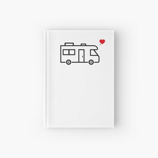 Camper/RV Love Hardcover Journal