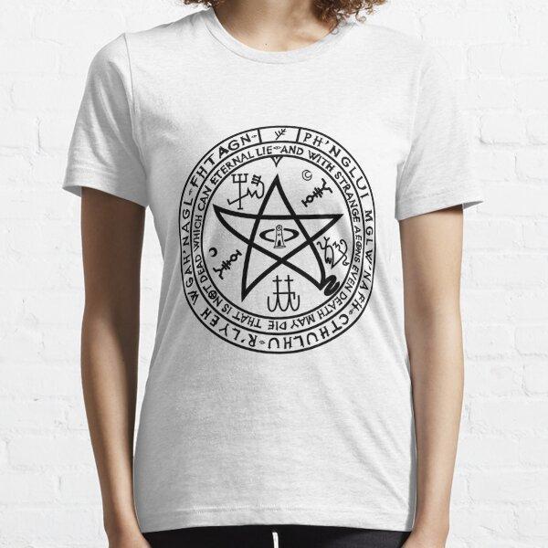 Cthulhu sigil  Essential T-Shirt