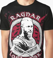 Ragnar Lothbrok - King Graphic T-Shirt