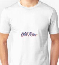 Old row  T-Shirt