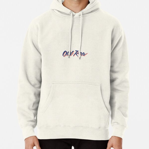 Old row  Pullover Hoodie