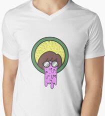 Daria Grime! Men's V-Neck T-Shirt