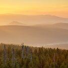 Mountain Sunrise by Dominika Aniola