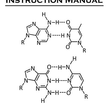 DNA Instruction Manual by samohtbackwards