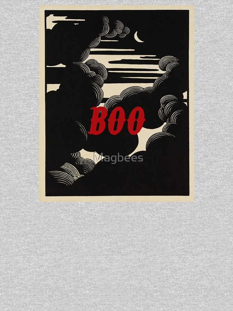 Boo* Eerie Clouds by Magbees
