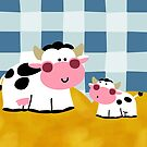 Mommy Moo by Sonia Pascual