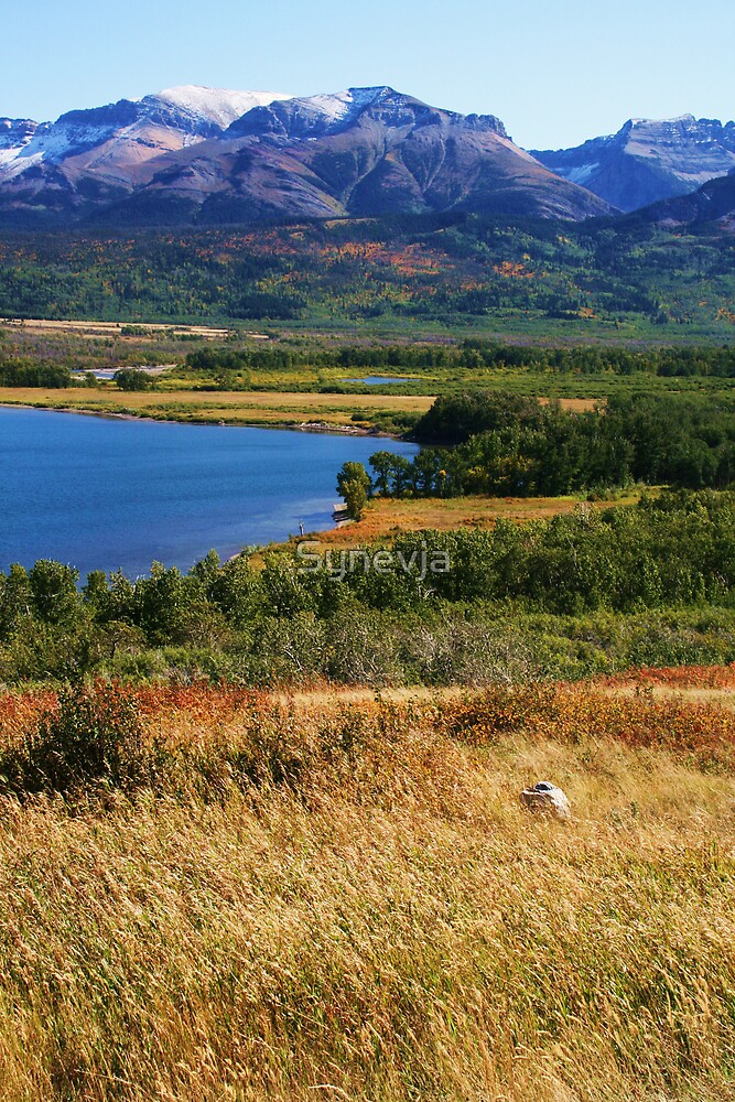Waterton Lakes National Park - Alberta, Canada by Synevja