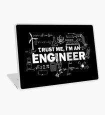 Vinilo para portátil Confía en mi, soy ingeniero