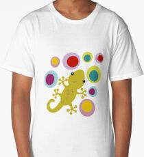 Gecko Long T-Shirt