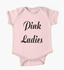 Pink Ladies Kids Clothes