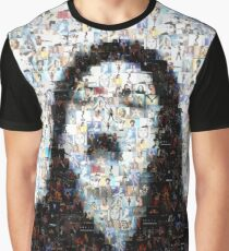 Scream MJJ Mosaic Graphic T-Shirt