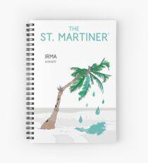 IRMA SXM Spiral Notebook