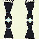 Little black dress by wovenbright