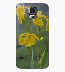 Yellow Flag Iris - Donegal Case/Skin for Samsung Galaxy
