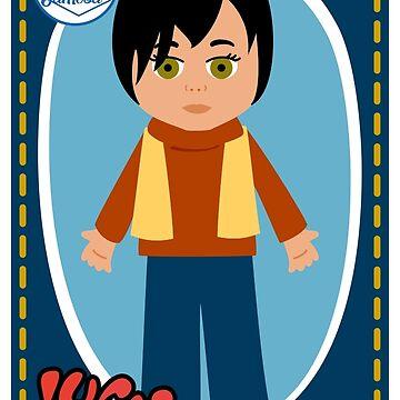 Lucas Doll  by soniapascual