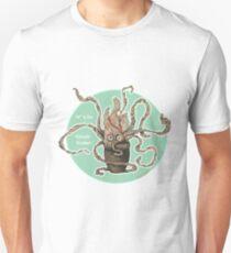 K is for Kimchi Kraken Unisex T-Shirt