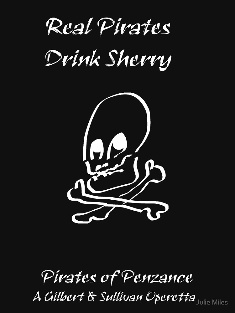 Real Pirates Drink Sherry by musicaficta