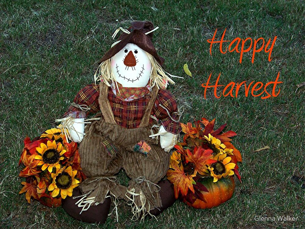 Happy Harvest by Glenna Walker