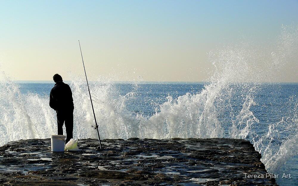 Fishing by terezadelpilar ~ art & architecture