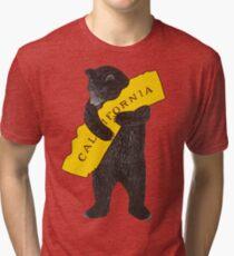 California — I Love You Tri-blend T-Shirt
