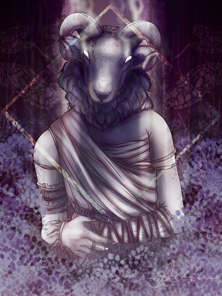 The Ram by IMPatsie