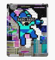 Bluebomber.png iPad Case/Skin