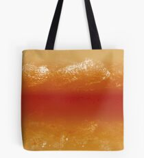 Abstract Sunset | Horizon of Understanding Series Tote Bag