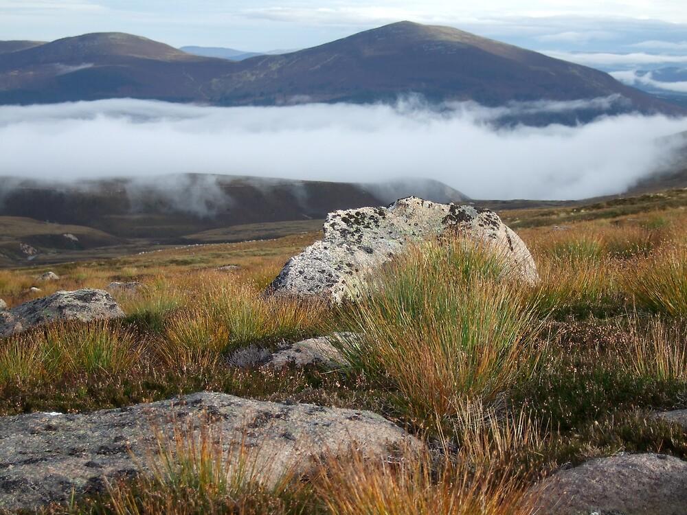 Cloud Inversion over Loch Morlich by benmacdui