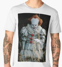Pennywise from IT Men's Premium T-Shirt