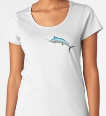 Sea Fishing Pro Women's Premium T-Shirt