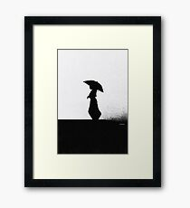 My Path... Framed Print