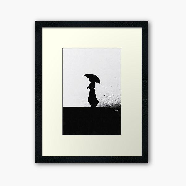 My Path... Framed Art Print